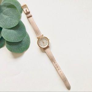 Fossil Carlie Mini Blush Pink Watch